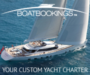 Boatbookings Yacht Charter Malediven